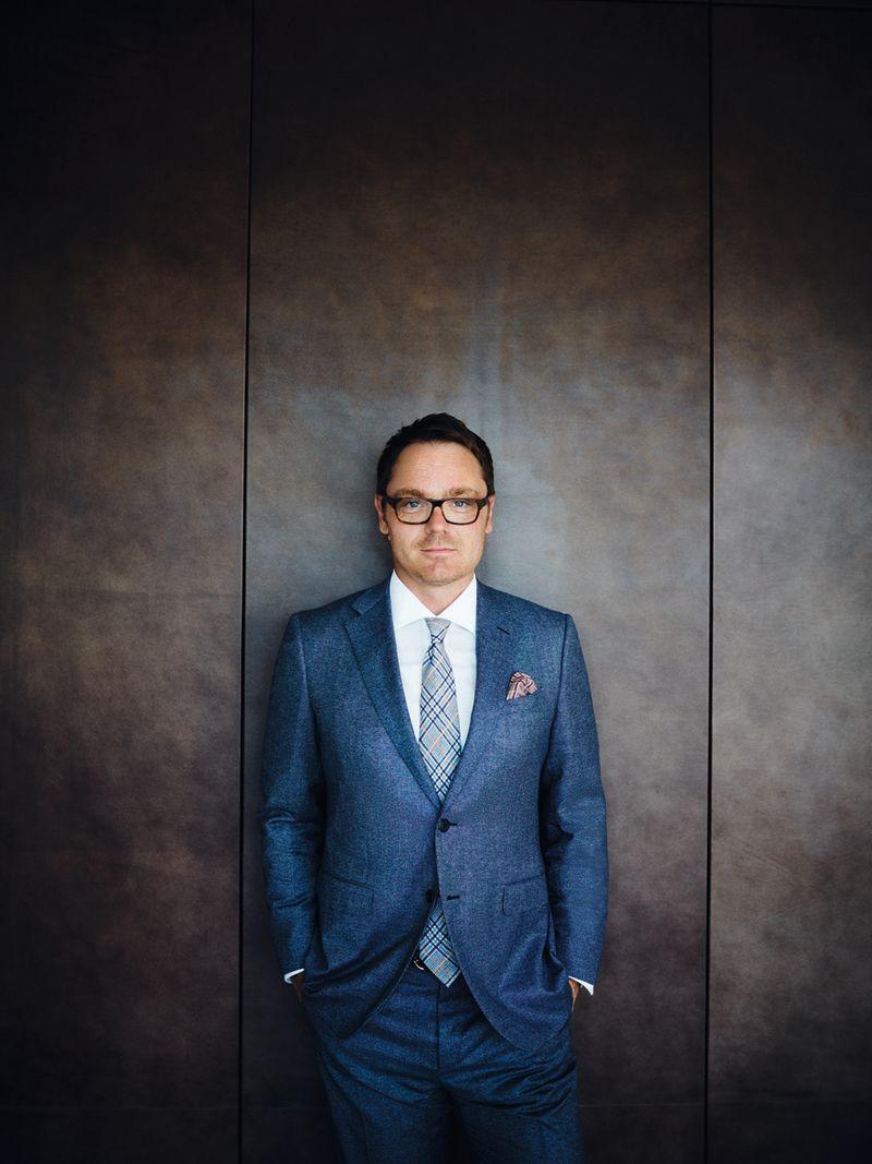 Oliver Jahn, Chefredakteur AD Architectural Digest