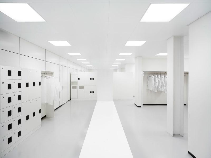IWC Manufakturzentrum