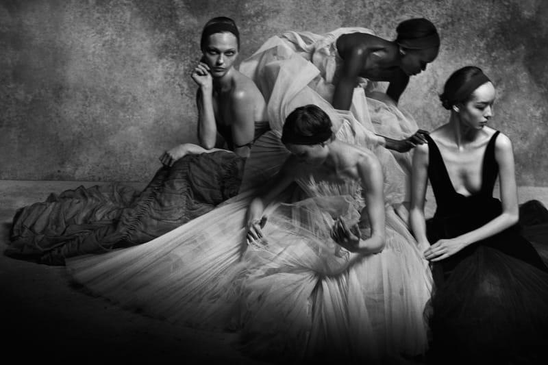 Peter Lindbergh / Dior