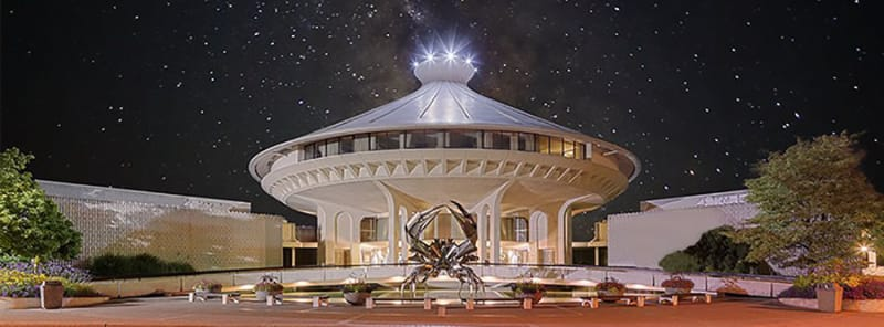 H.R. MacMillan Planetarium Vancouver