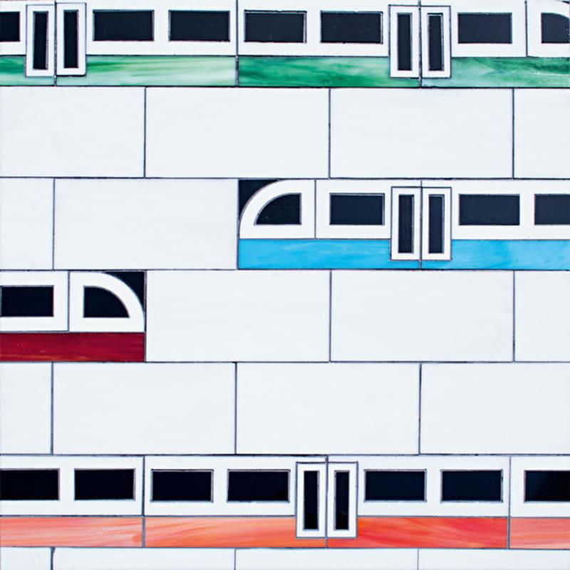"""14. """"Subway! von New Ravenna"""