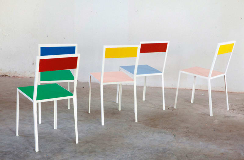 Muller Van Severen: First Chairs