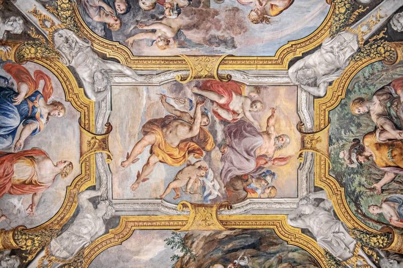 Palazzo Pamphilj, Rom