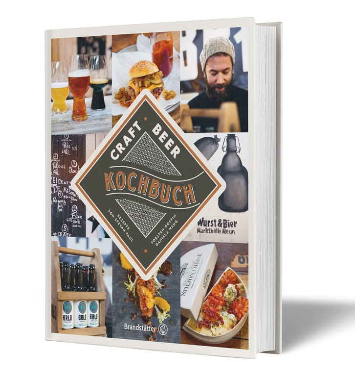 Craft Beer Kochbuch
