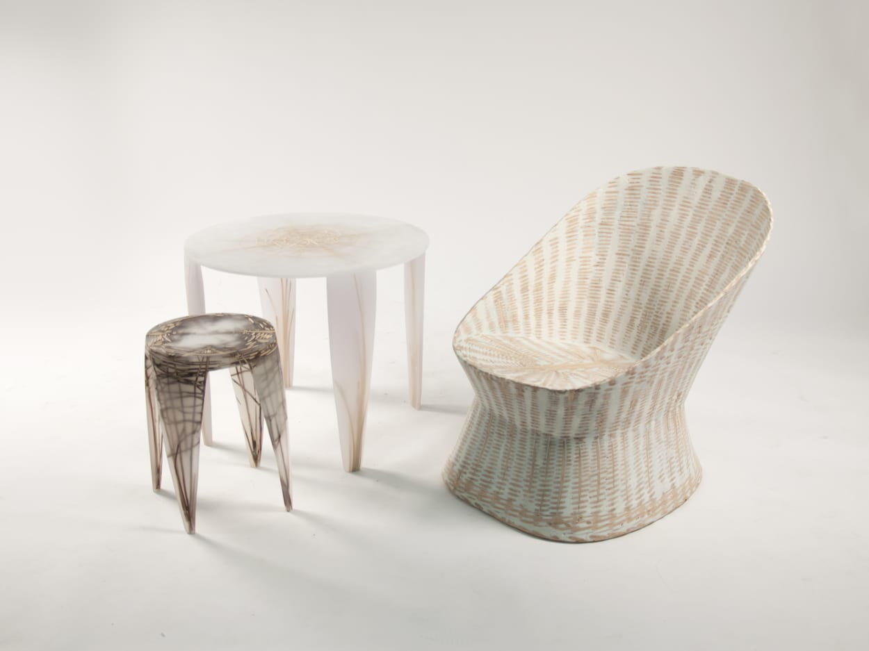 Wiktoria Szawiel, Landscapes Within furniture