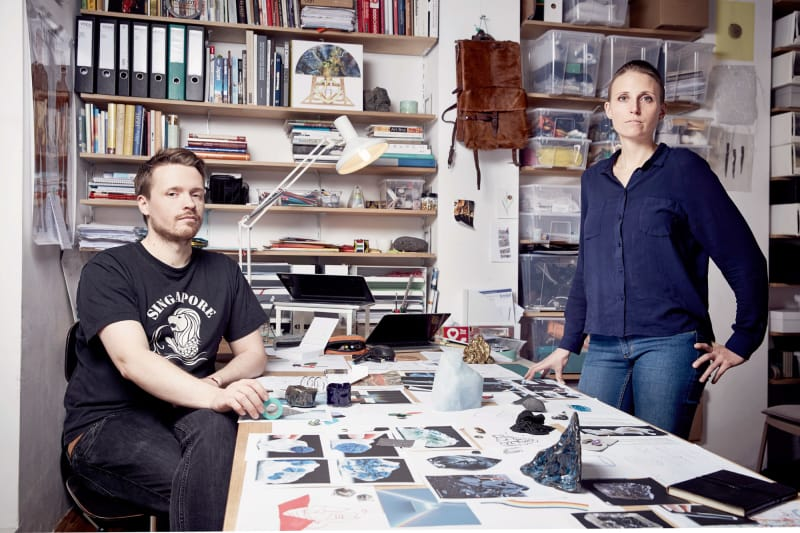 Brynjar & Veronika Atelier Swarovski Home