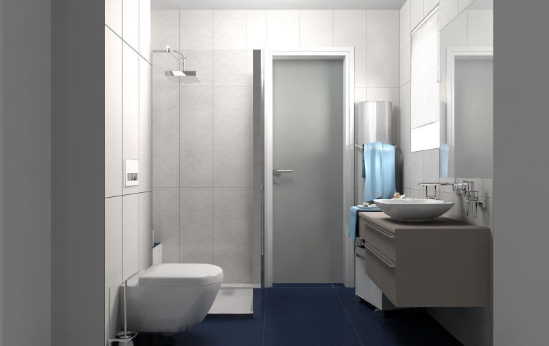Kleines Bad H