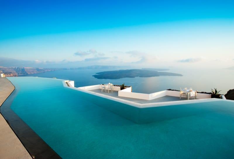 "2. Griechenland, ""Grace Santorini Hotel"""