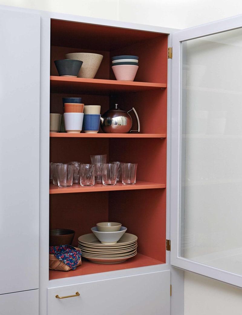 Küchenschrank von Stilleben Architects in Kopenhagen