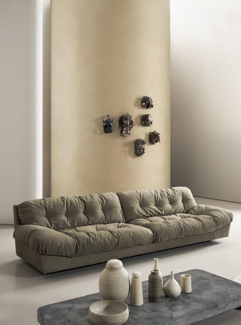 """Sofa """"Milano"""" von Paola Navone für Baxter"""