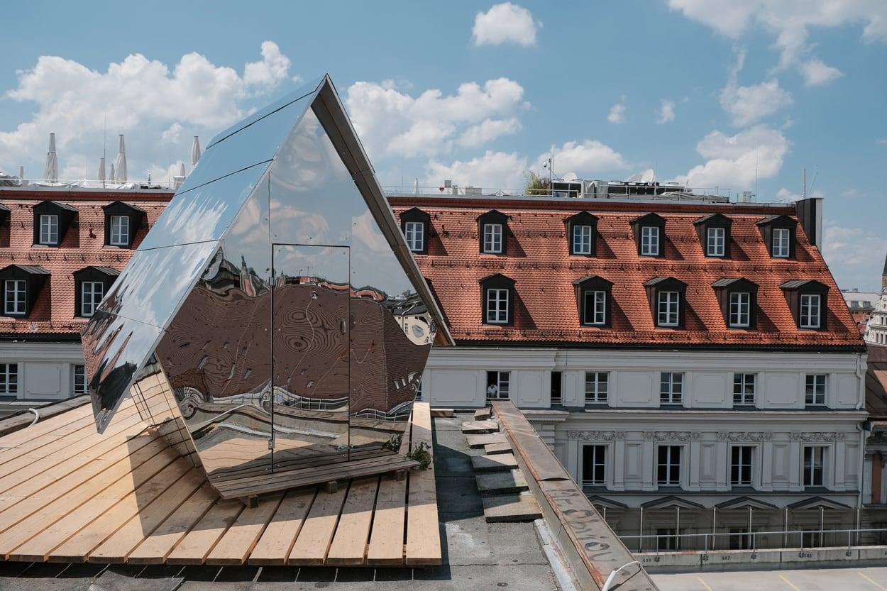 Penthaus à la Parasit, München, Penthouse