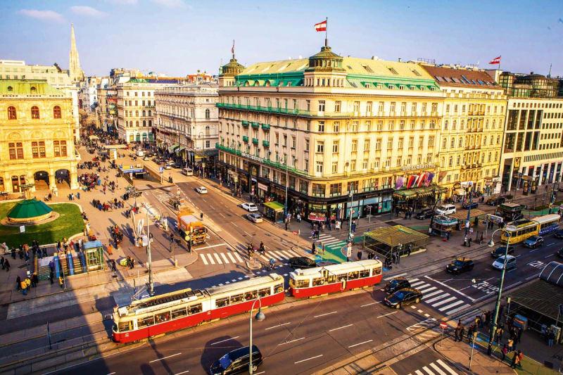 "1. ""Hotel Bristol"", Wien"