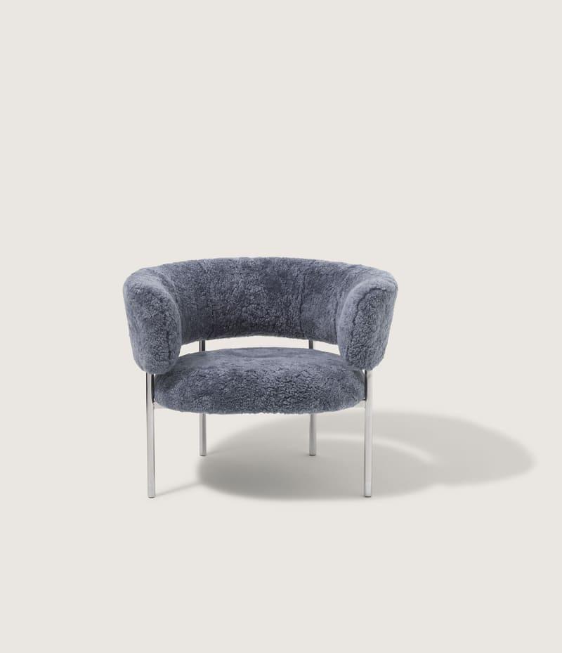 """""""Font Bold Loungechair"""", Møbel Copenhagen"""