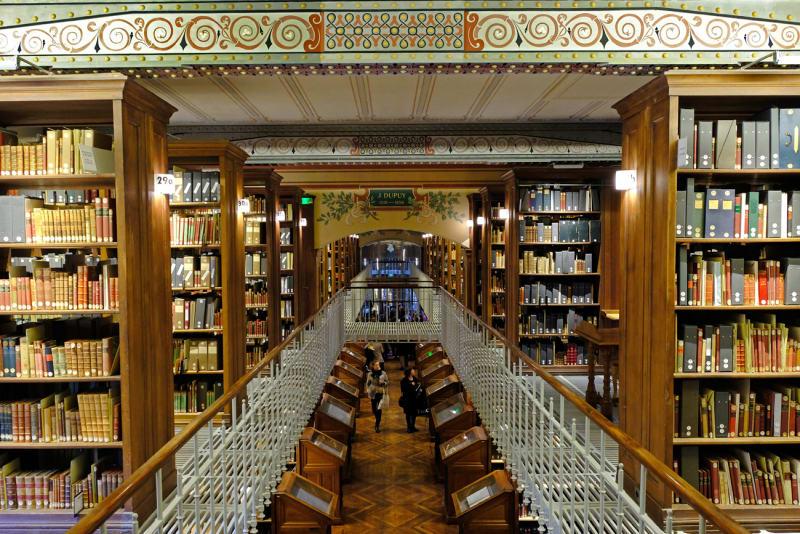 Richelieu Bibliothek d