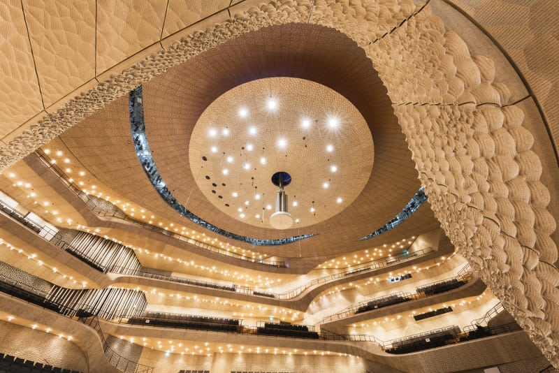 Elbphilharmonie Konzertsaal A
