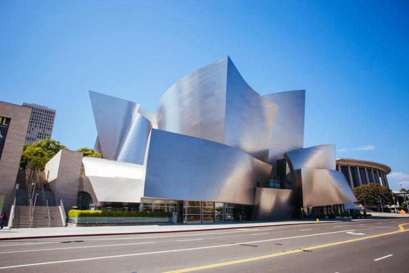 Walt-Disney-Konzerthalle, Los Angeles (1999-2003)