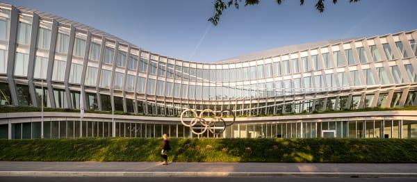 Lausanne ist seit 1994 offiziell die Hauptstadt der Olympischen Bewegung.