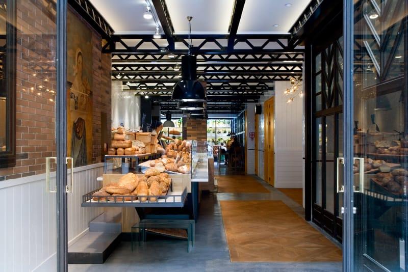 Praktik Bakery Hotel