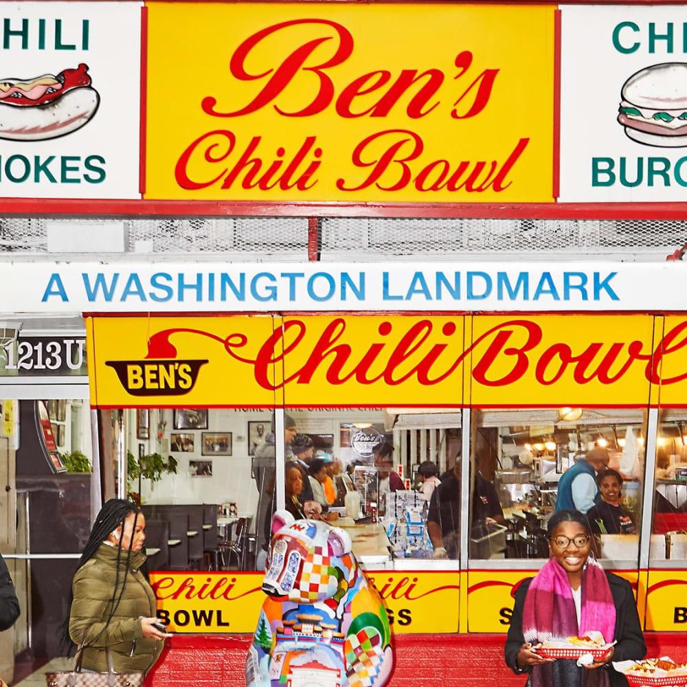 Dieses Restaurant in Washington ist ein Zufluchtsort des Civil Rights Movements – bis heute