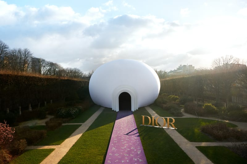 Dior x Judy Chicago