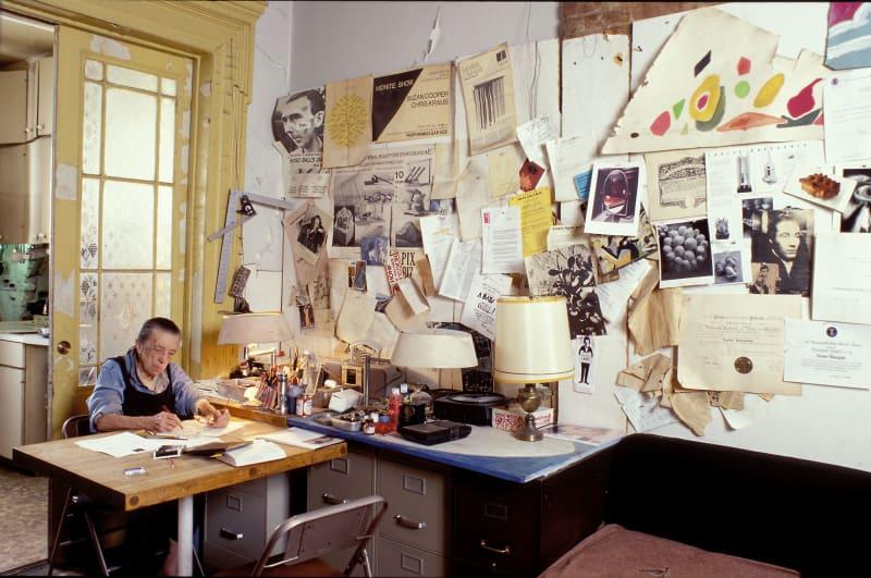 """Louise Bourgeois. Drawings 1947 – 2007"""
