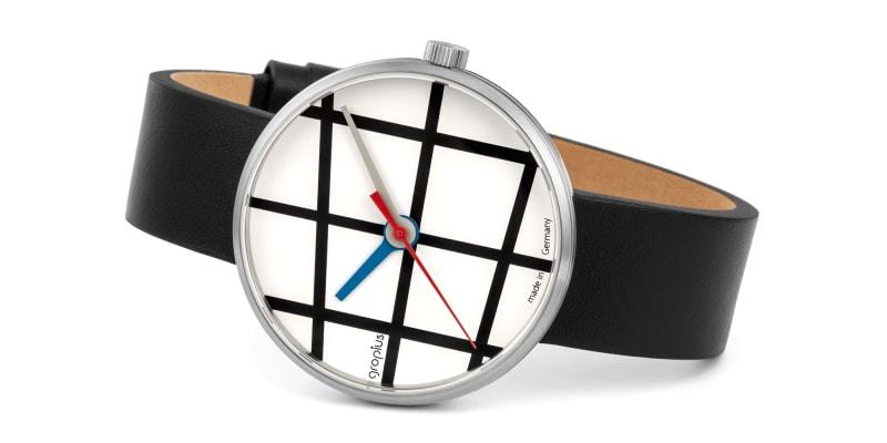 Walter Gropius Uhr