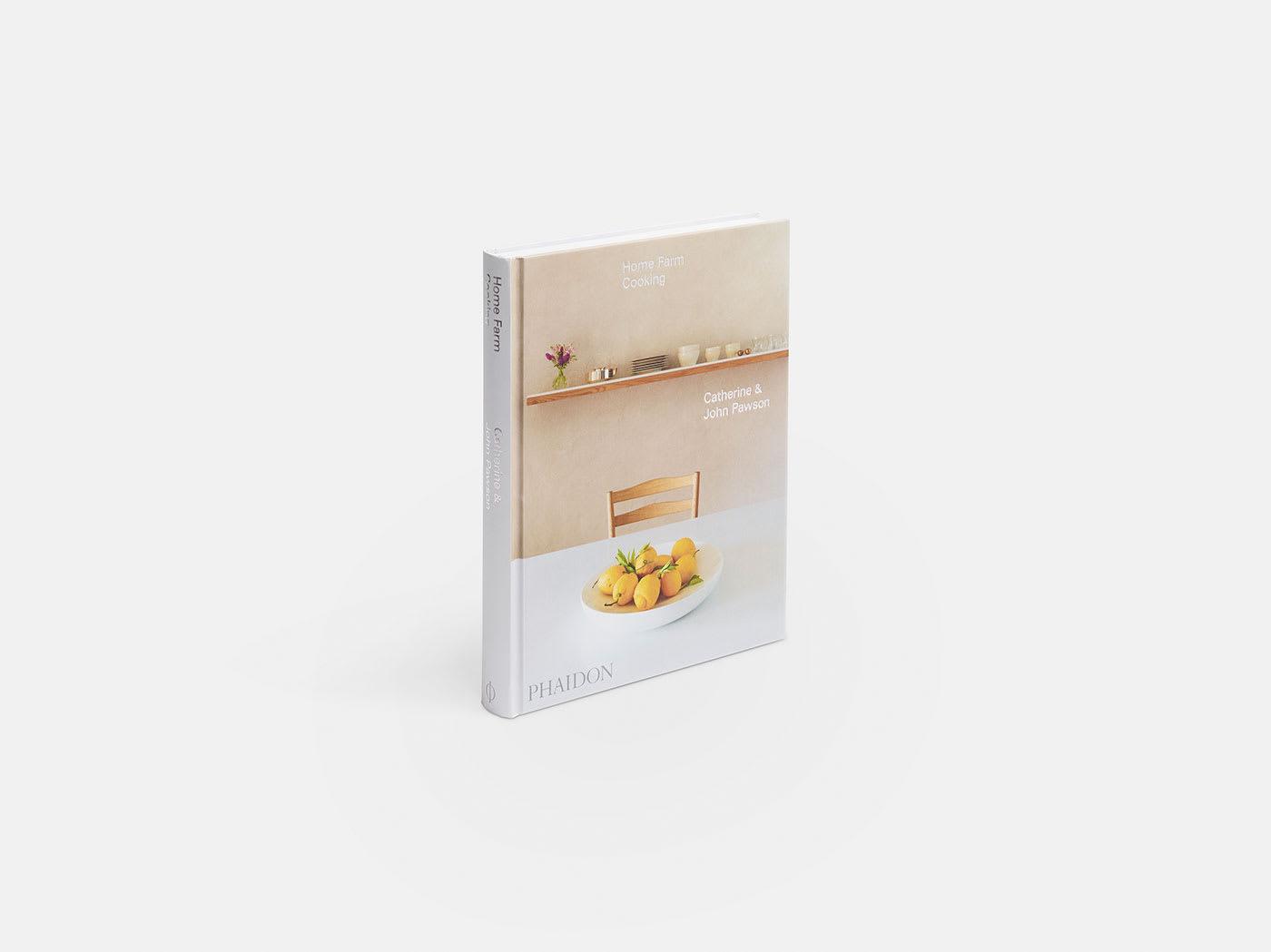 """""""Home Farm Cooking"""" von John und Catherine Pawson (Phaidon)"""