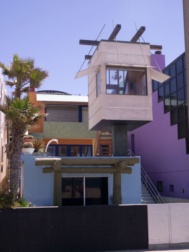 Norton House, Los Angeles (1984)