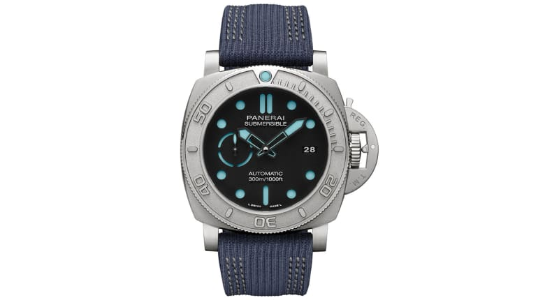 """Panerai Submersible Mike Horn Edition PAM00985"""