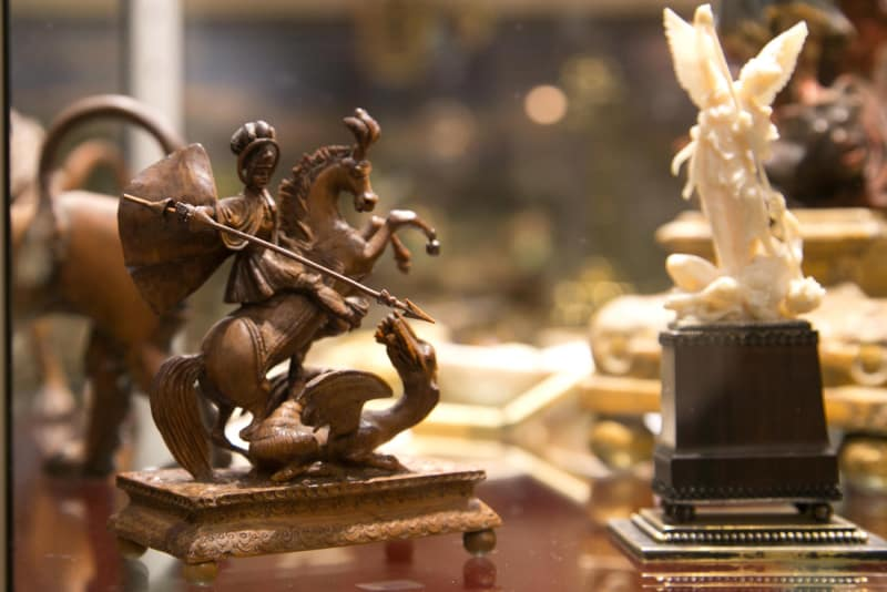 Art & Antique in der Residenz Salzburg