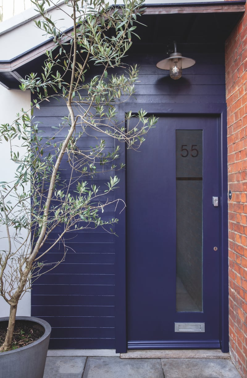"Farrow & Ball ""Colour by Nature"": ""Scotch Blue"""