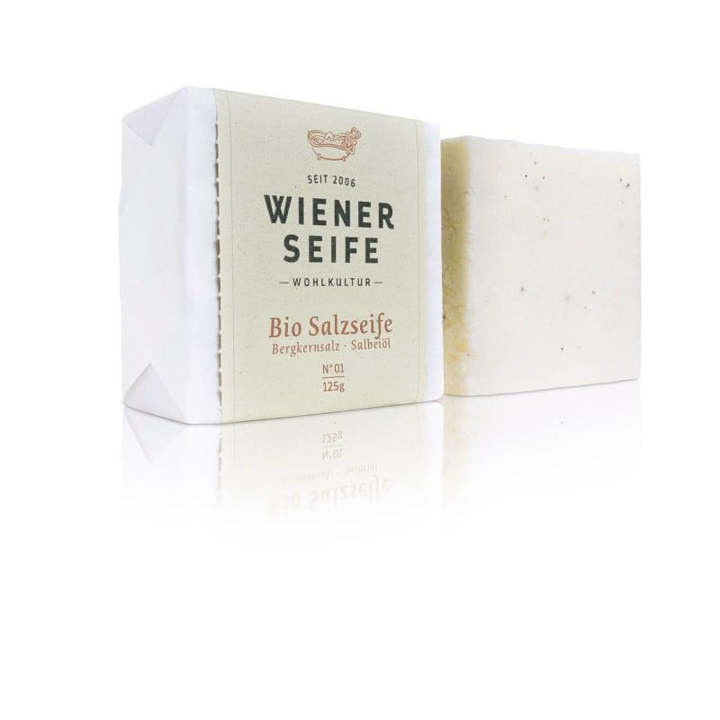 """Bio Salzseife """"N° 01"""", Wiener Seife"""