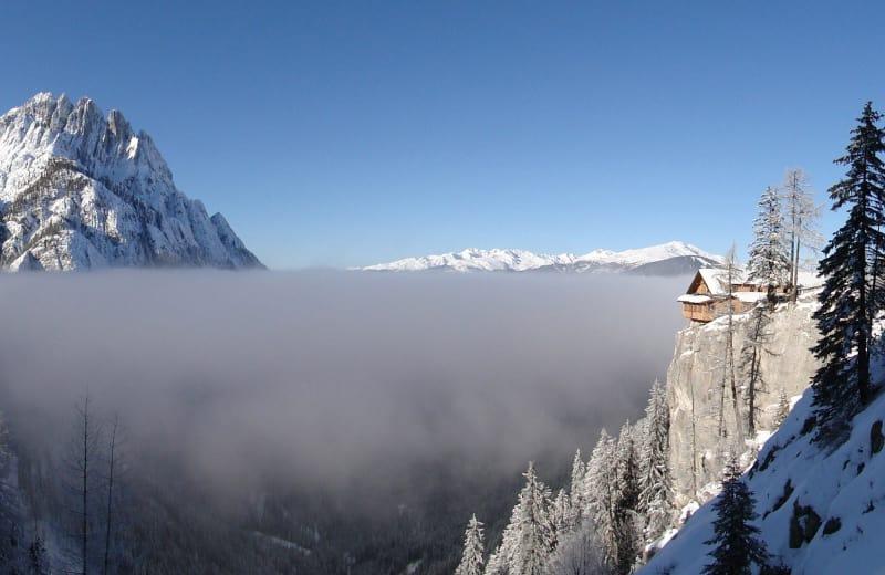 Dolomitenhütte, Amlach