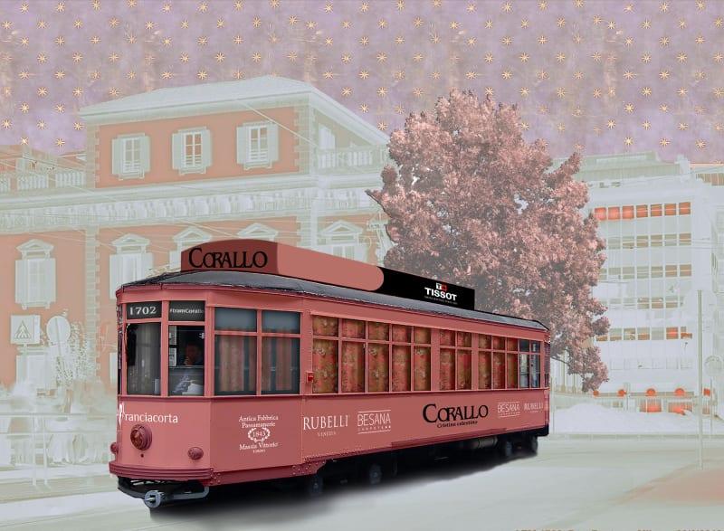 """Cristina Celestino, """"Tram Corallo"""""""