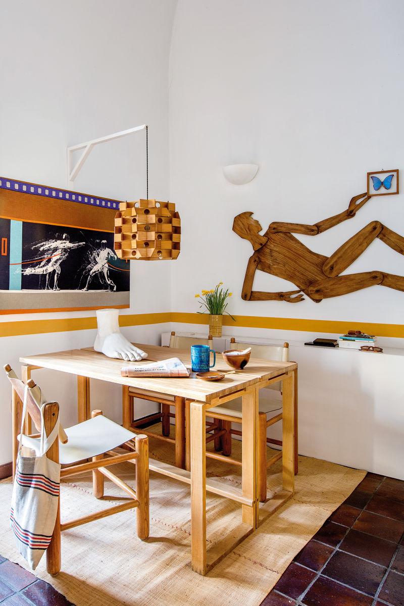 Apartment Madrid Küche