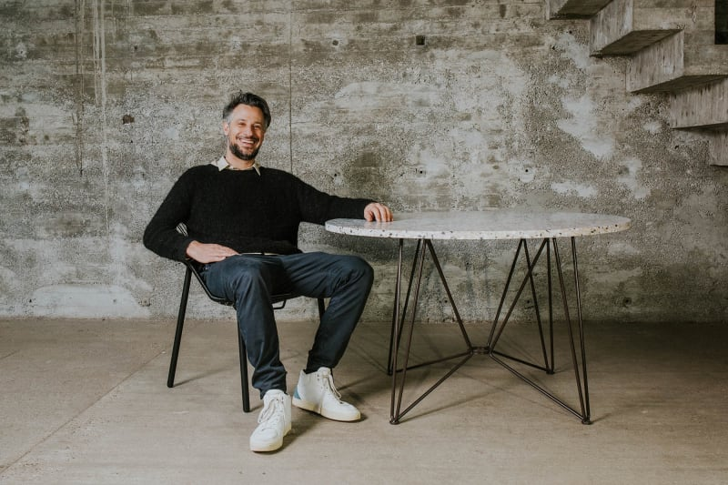 Ring Table Daniel Caja