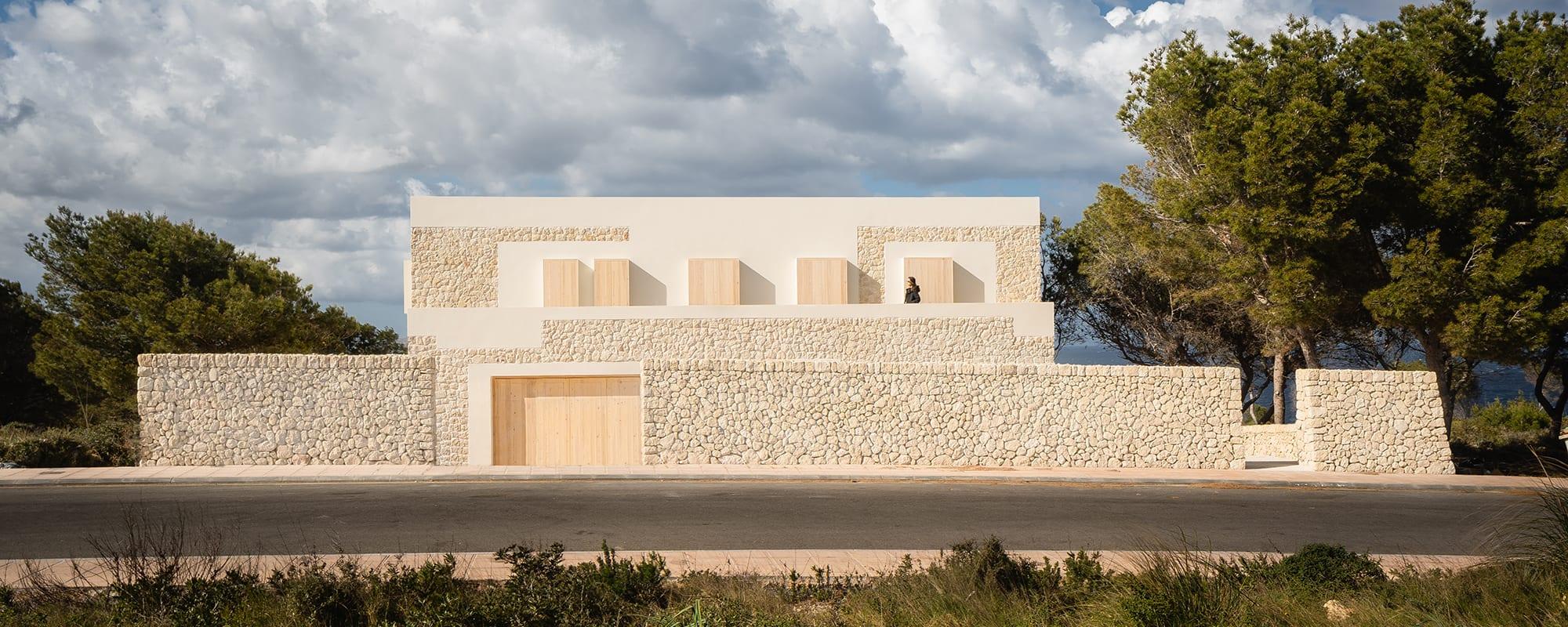 Menorca, Architecture, Stone, Nomo Studio