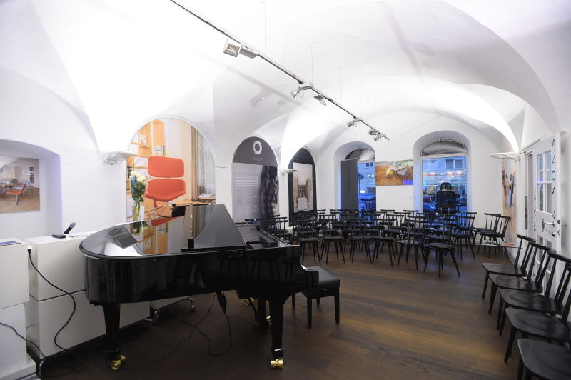 Wagner / Steinway Pop-Up Store