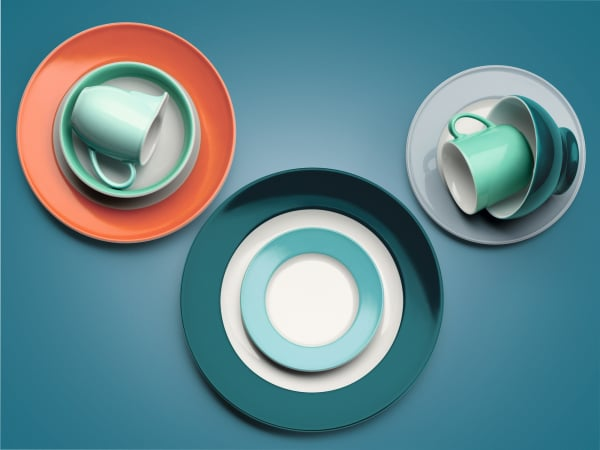 tableware ad. Black Bedroom Furniture Sets. Home Design Ideas
