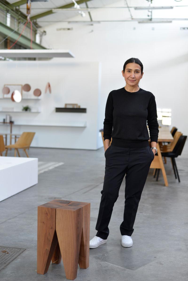 Farah Ebrahimi Porträt