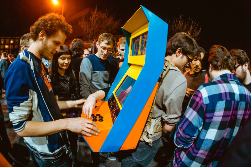 V&A, Videogames: Design/ Play/ Disrupt