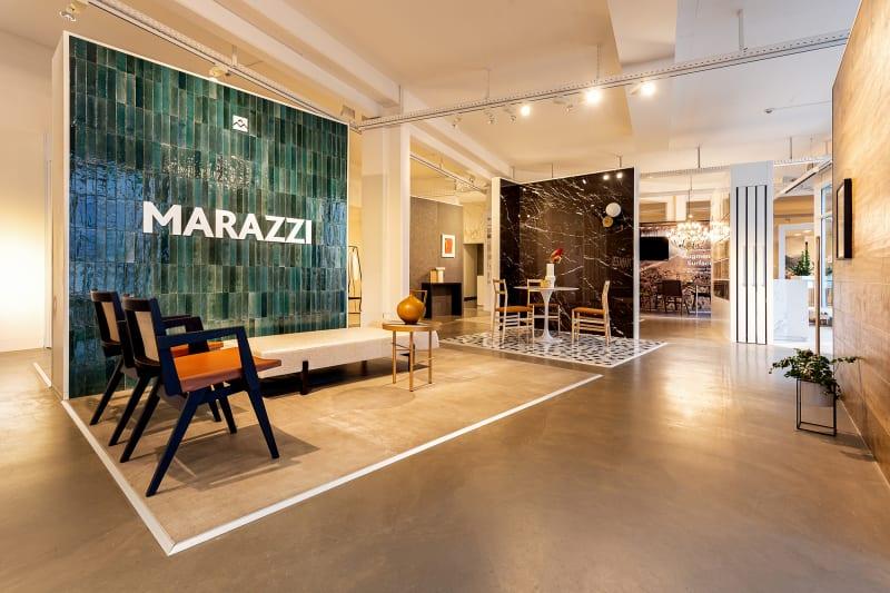 Marazzi Showroom in Hamburg