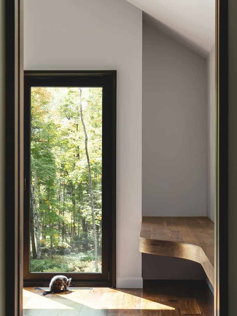Mehrgenerationenhaus von Alain Carle Architecte