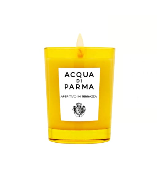 "Erfrischt wie ein        Zitrus-Drink: ""Aperitivo in Terrazza"", Acqua di Parma, 56 Euro."