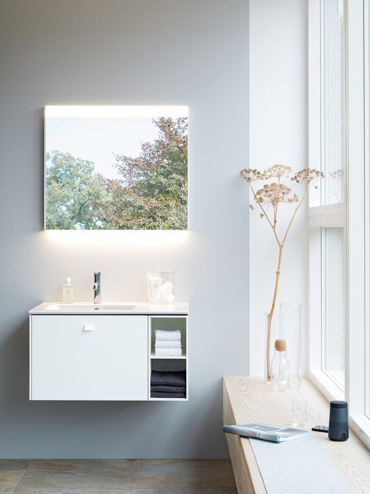 mit diesen handgriffen richten sie ihr kleines bad ein ad. Black Bedroom Furniture Sets. Home Design Ideas