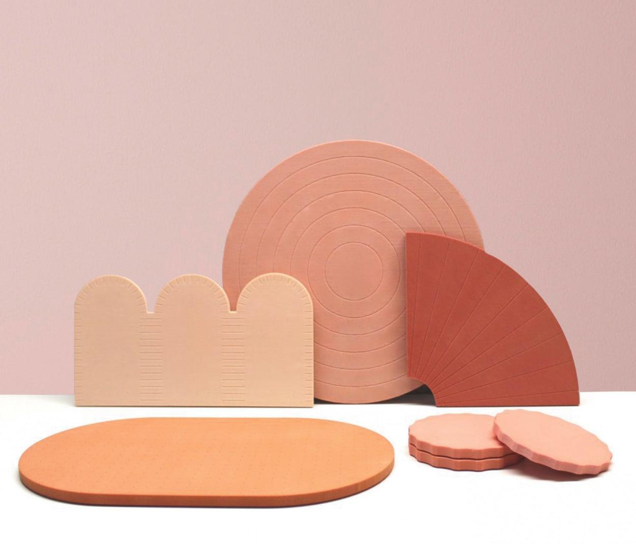 Vera & Kyte, Navigate tiles, Terrakotta Design