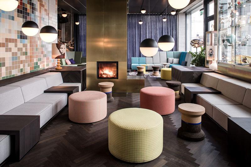 25 hours Zürich Lounge