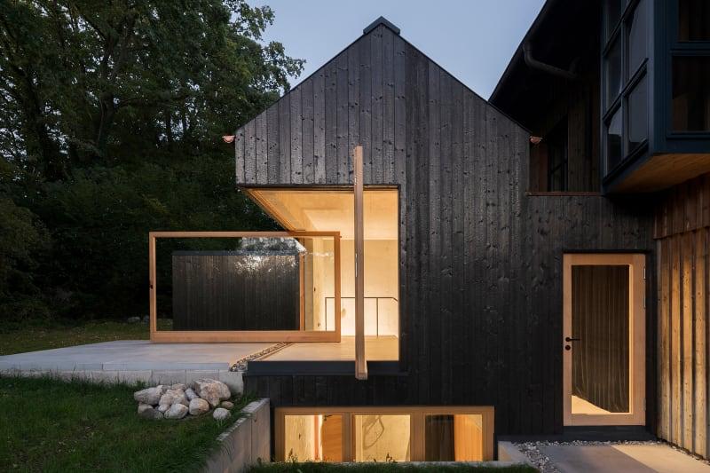 Buero Wagner –Das schwarze Haus