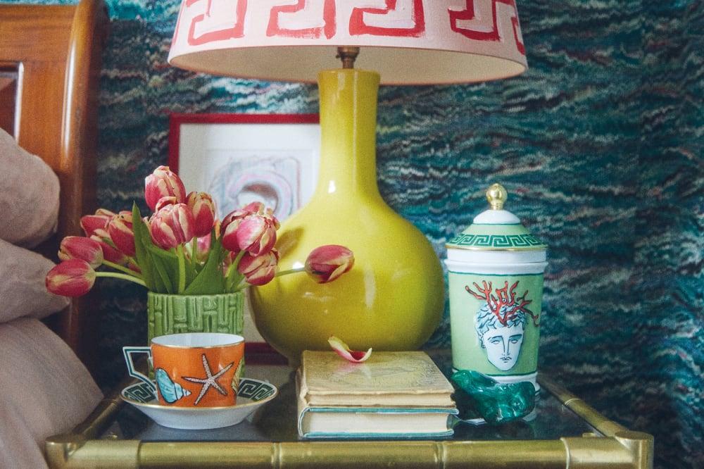 Götter auf Porzellan: Luke Edward Hall für Richard Ginori