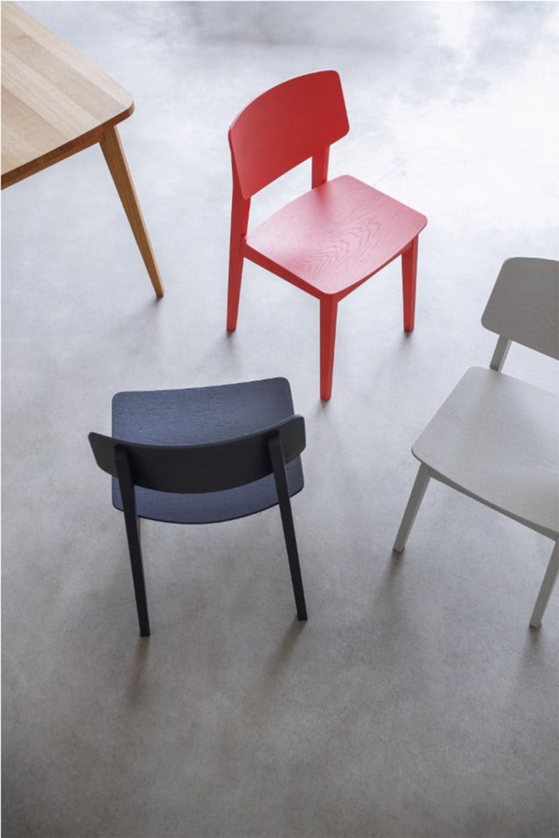 Bartmann Stühle